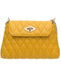 Ballantyne Diamond Bag - Yellow