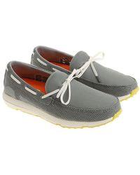 Swims - Grey Breeze Leap Laser Shoes - Lyst
