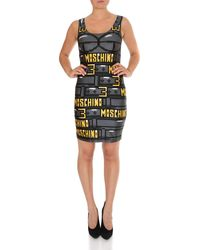 Moschino - Capsule Collection Pixel Abito - Lyst