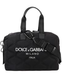 Dolce & Gabbana Palermo Duffle Bag - Black