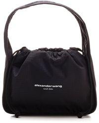 Alexander Wang Ryan Handbag - Black