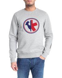Rossignol Wallpaper Asterisk Sweatshirt - Gray