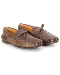 Car Shoe - Leather Loafer - Lyst