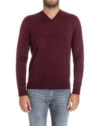 Paul Smith - Merino Wool Sweater - Lyst