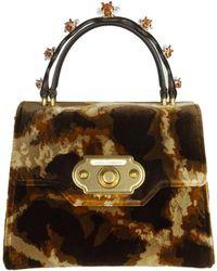 Dolce & Gabbana - Welcome Medium Bag - Lyst