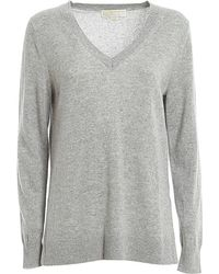 Michael Kors - Cashmere Pullover - Lyst