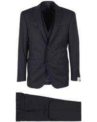 Corneliani - Three-piece Suit - Lyst