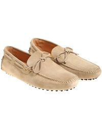 Car Shoe - Sand-colored Loafers - Lyst