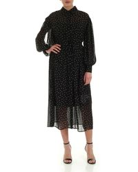 DKNY Shirt Dress - Black