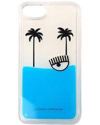 Chiara Ferragni - Palms Beach I-phone 6/6s/7 Cover - Lyst