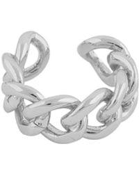 FEDERICA TOSI Ring Chain - Metallic