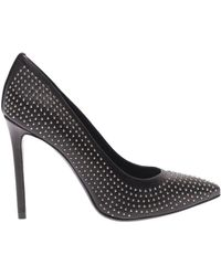 Marc Ellis - Studded Pointed Toe Pumps - Lyst