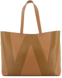 Weekend by Maxmara - Grainy Leather Tote - Lyst