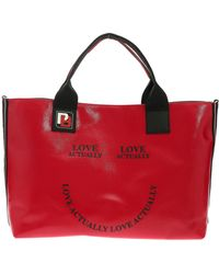 Pinko - Actually Bag Red Bag - Lyst