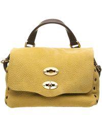 Zanellato Postina S Linea Babyjones Bag - Yellow