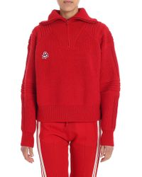 """Étoile Isabel Marant - Pullover """"Helly"""" rosso - Lyst"""