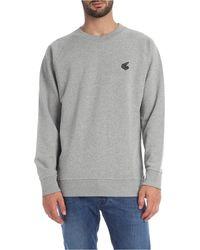 Vivienne Westwood Anglomania Anglomania Classic Sweatshirt - Gray