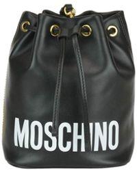 Moschino Secchiello - Nero