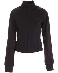 Y-3 Cl Track Sweatshirt - Black