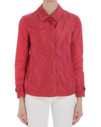 Add - Coral-colored Jacket - Lyst