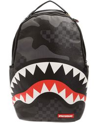 Sprayground 3am Limited Edition Shark Backpack - Black