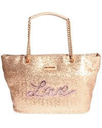 Love Moschino - Sequins Bag - Lyst