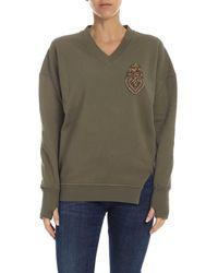 Dondup Green Sweatshirt
