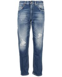 Dondup Mila Jeans - Blue