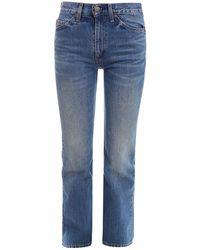 Valentino 1969 Re-edition 517tm Jeans - Blue
