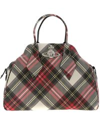 Vivienne Westwood Derby Large Yasmine New Exhibition Bag - Multicolor