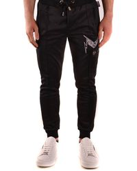 Philipp Plein Thunder Track Pants - Black
