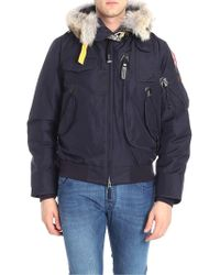 Parajumpers - Blue Gobi Down Jacket - Lyst