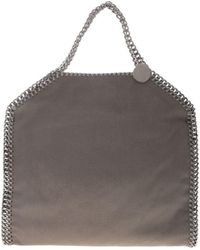 Stella McCartney Bag 3 Chain Falabella Grey