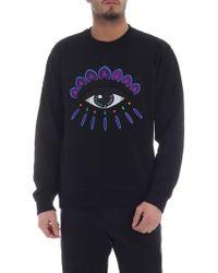 KENZO Black Eye Classic Sweatshirt