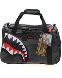 Sprayground 3am Pet Carrier Bag - Grey