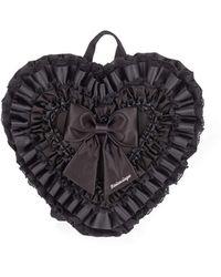 Balenciaga - Bows Heart-shaped Backpack - Lyst