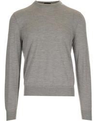 Tom Ford Cashmere Jumper - Grey