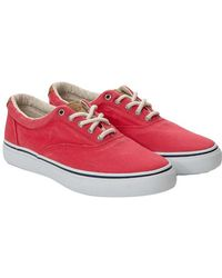 Sperry Top-Sider - Canvas Trainers - Lyst