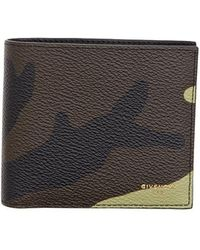 Givenchy - Hammered Eco-leather Wallet - Lyst