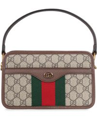 Gucci Messenger bag Ophidia in GG supreme - Marrone