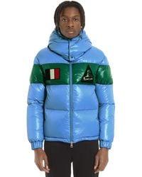 Moncler - Full Zip Padded Hooded Jacket - Lyst