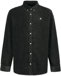 Carhartt Camicia Madison in velluto a coste - Verde