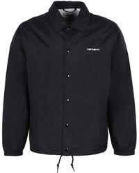 Carhartt Technical Fabric Overshirt - Black