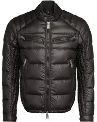 Add Full Zip Ped Jacket - Black