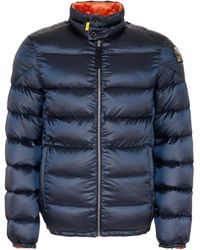 Parajumpers Jackson Reversible Padded Jacket - Blue