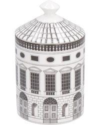 Fornasetti Architettura Scented Candle, 300g - Multicolour