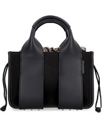Alexander Wang Tote bag Rocco in canvas - Nero