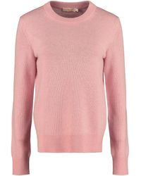 Tory Burch Cashmere Sweater - Pink
