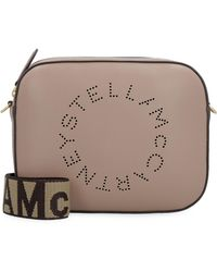 Stella McCartney Stella Logo Camera Bag - Multicolor