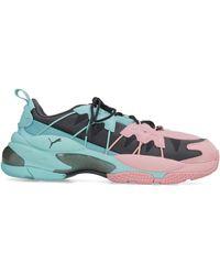 PUMA Sneakers & Tennis shoes basse - Rosa